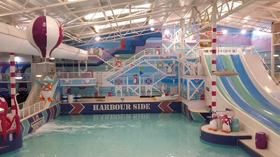 Hafan Y Mor Holiday Park Haven